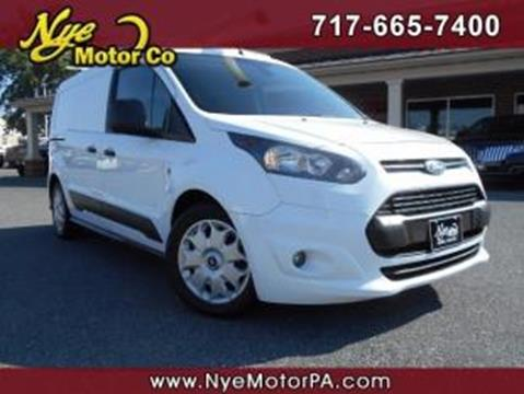 2015 Ford Transit Connect Cargo for sale in Manheim, PA