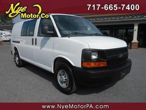 2015 Chevrolet Express Cargo for sale in Manheim, PA
