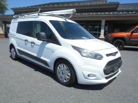 2014 Ford Transit Connect Cargo for sale at Nye Motor Company in Manheim PA