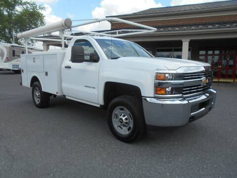 2015 Chevrolet Silverado 2500HD for sale at Nye Motor Company in Manheim PA