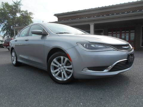 2015 Chrysler 200 for sale at Nye Motor Company in Manheim PA