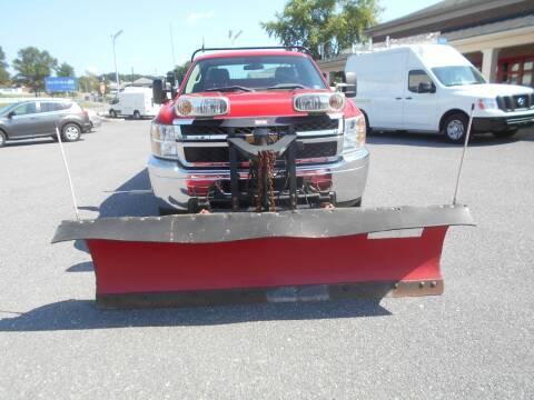 2012 Chevrolet Silverado 2500HD for sale at Nye Motor Company in Manheim PA