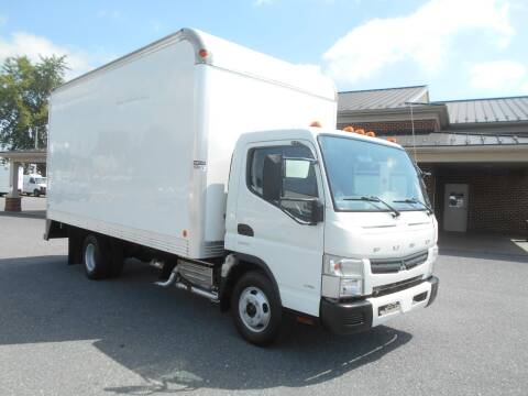 2012 Mitsubishi Fuso FEC52S for sale at Nye Motor Company in Manheim PA