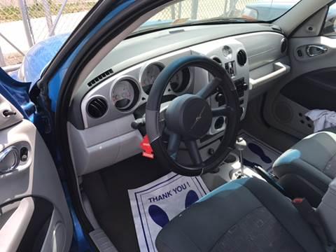 2009 Chrysler PT Cruiser for sale in Detroit, MI
