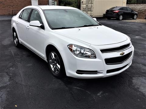 2010 Chevrolet Malibu for sale in Winder, GA