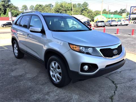 2011 Kia Sorento for sale in Winder, GA