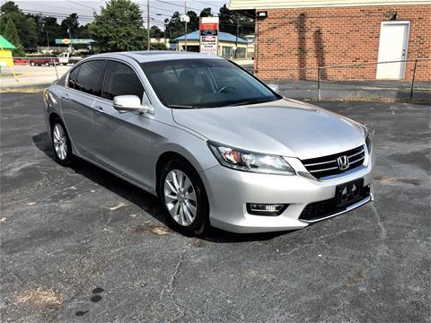 2013 Honda Accord for sale in Winder, GA