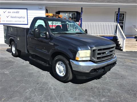 2003 Ford F-350 Super Duty for sale in Winder, GA