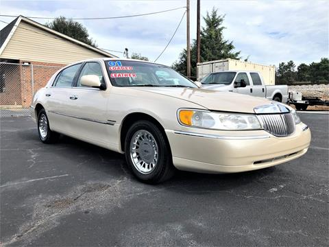 Lincoln Town Car For Sale In Georgia Carsforsale Com