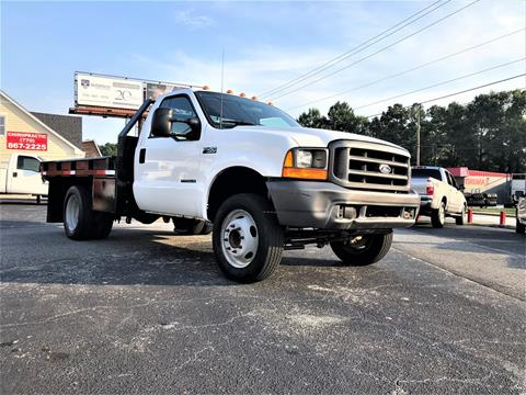 1999 Ford F-450 Super Duty for sale in Winder, GA