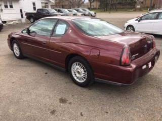 2001 Chevrolet Monte Carlo for sale at Affordable Motors in Jamestown ND