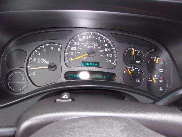 2004 Chevrolet Silverado 1500 for sale at Affordable Motors in Jamestown ND