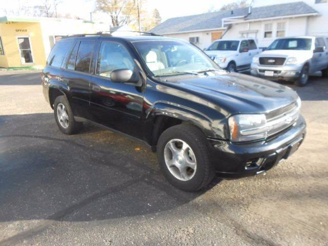 2008 Chevrolet TrailBlazer for sale at Affordable Motors in Jamestown ND