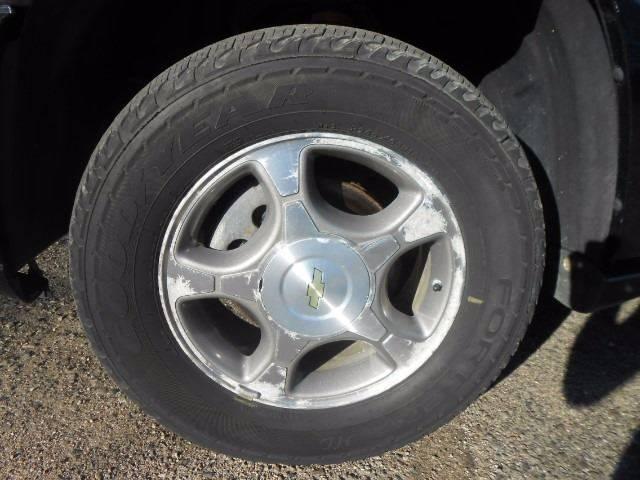 2008 Chevrolet TrailBlazer for sale at Affordable Motors in Jamestown ND