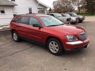 2006 Chrysler Pacifica for sale at Affordable Motors in Jamestown ND