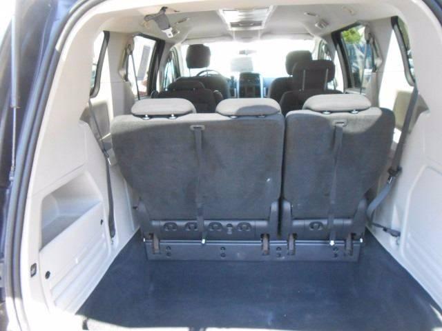 2010 Dodge Grand Caravan for sale at Affordable Motors in Jamestown ND
