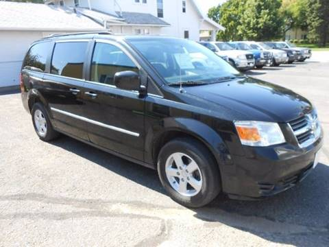 2010 Dodge Grand Caravan for sale at Affordable Motors in Jamestown ND