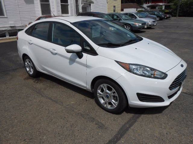2014 Ford Fiesta for sale at Affordable Motors in Jamestown ND