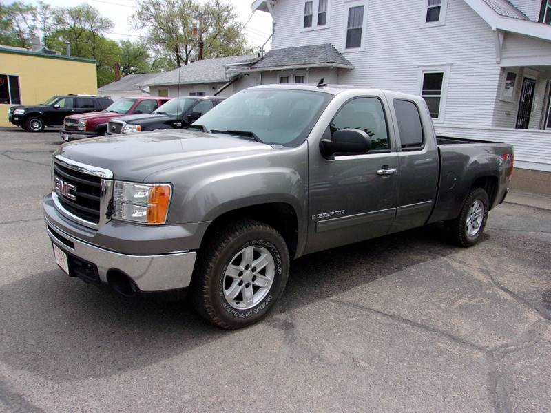2009 GMC Sierra 1500 for sale at Affordable Motors in Jamestown ND