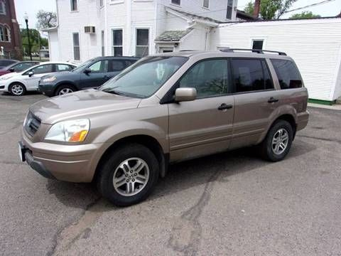 2004 Honda Pilot for sale at Affordable Motors in Jamestown ND