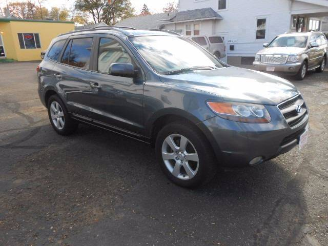 2007 Hyundai Santa Fe for sale at Affordable Motors in Jamestown ND