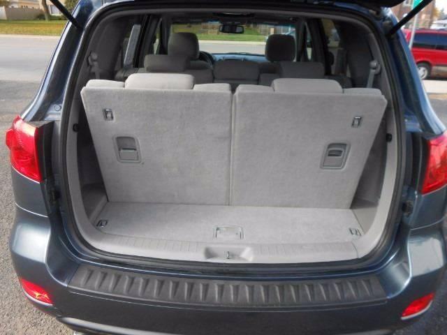 2007 Hyundai Santa Fe for sale at Affordable Motors in Jamestown ND