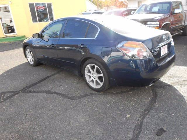 2008 Nissan Altima for sale at Affordable Motors in Jamestown ND