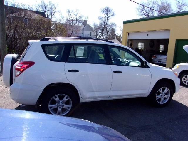 2011 Toyota RAV4 for sale at Affordable Motors in Jamestown ND