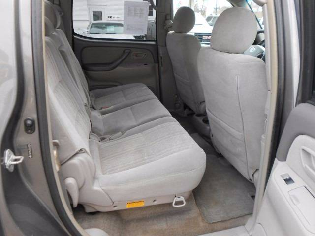 2006 Toyota Tundra for sale at Affordable Motors in Jamestown ND