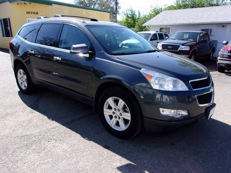 2011 Chevrolet Traverse for sale at Affordable Motors in Jamestown ND