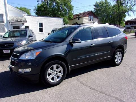 2011 Chevrolet Traverse for sale at Affordable Motors - Sold Inventory in Jamestown ND