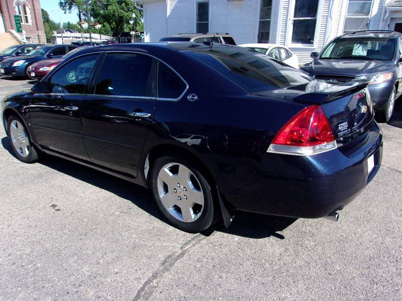 2008 Chevrolet Impala for sale at Affordable Motors - Sold Inventory in Jamestown ND