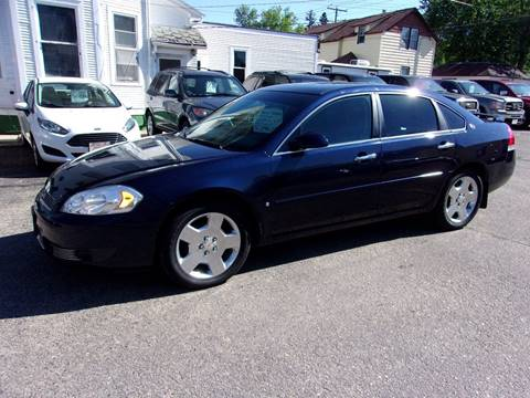 2008 Chevrolet Impala for sale at Affordable Motors in Jamestown ND
