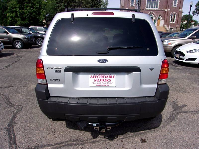 2006 Ford Escape for sale at Affordable Motors in Jamestown ND