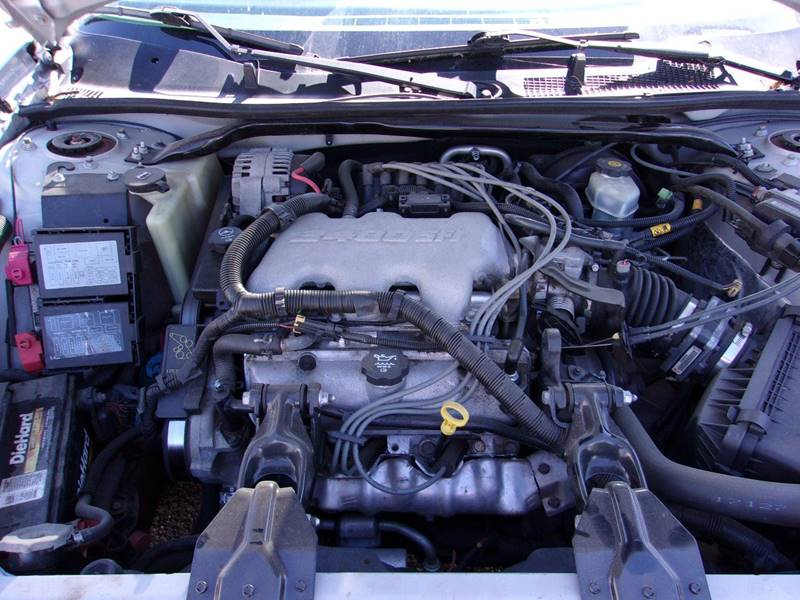 2002 Chevrolet Impala for sale at Affordable Motors - Sold Inventory in Jamestown ND