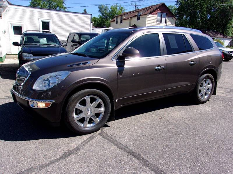 2009 Buick Enclave for sale at Affordable Motors in Jamestown ND
