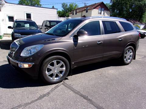 2009 Buick Enclave for sale at Affordable Motors - Sold Inventory in Jamestown ND