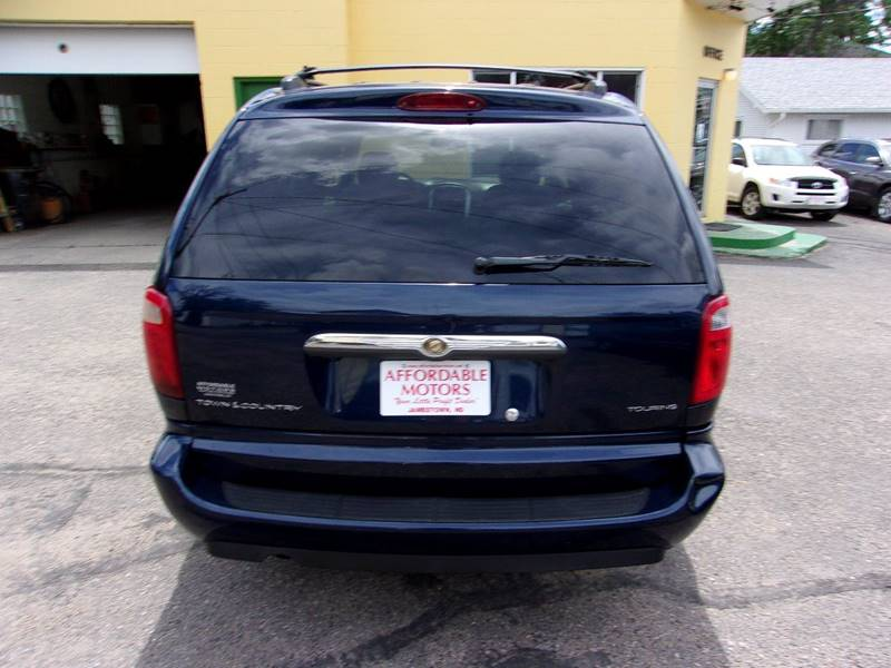 2005 Chrysler Town and Country for sale at Affordable Motors in Jamestown ND