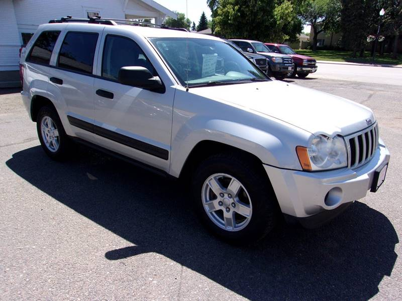 2006 Jeep Grand Cherokee for sale at Affordable Motors in Jamestown ND