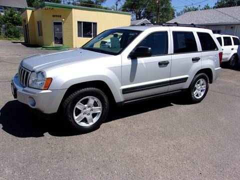 2006 Jeep Grand Cherokee for sale at Affordable Motors - Sold Inventory in Jamestown ND
