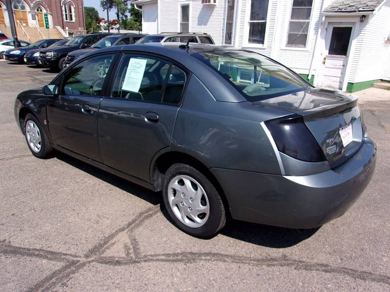 2007 Saturn Ion for sale at Affordable Motors - Sold Inventory in Jamestown ND