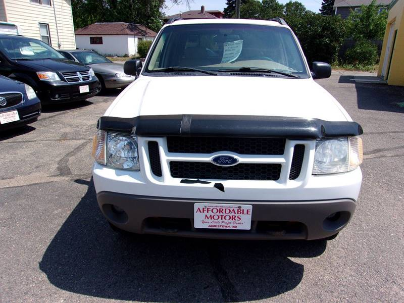 2001 Ford Explorer Sport Trac for sale at Affordable Motors in Jamestown ND