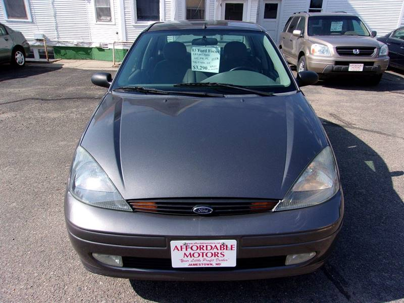 2003 Ford Focus for sale at Affordable Motors - Sold Inventory in Jamestown ND