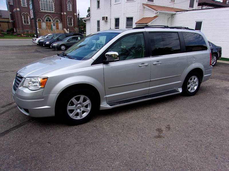 2010 Chrysler Town and Country for sale at Affordable Motors in Jamestown ND