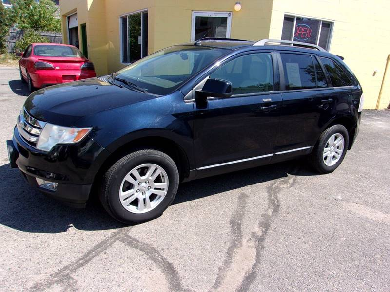 Ford Edge For Sale At Affordable Motors In Jamestown Nd