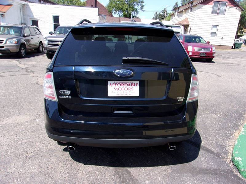 2008 ford edge sel in jamestown nd affordable motors for Affordable motors of brooklyn inventory