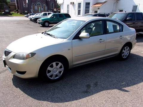 2006 Mazda MAZDA3 for sale at Affordable Motors in Jamestown ND