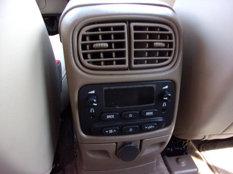 2004 Buick Rainier for sale at Affordable Motors in Jamestown ND