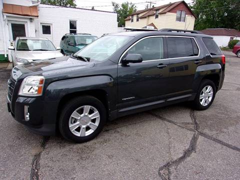 2010 GMC Terrain for sale at Affordable Motors in Jamestown ND