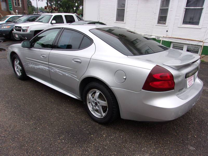 2005 Pontiac Grand Prix for sale at Affordable Motors - Sold Inventory in Jamestown ND